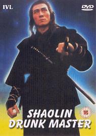 Shaolin Drunk Master - DVD PAL Region 2  (New & Sealed)