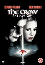 The Crow - Salvation (DVD, 2004)