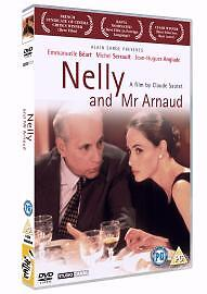 NELLY AND MR ARNAUD GENUINE R2 DVD A FILM BY CLAUDE SAUTET MICHEL SERRAULT VGC