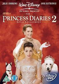 The Princess Diaries 2  Royal Engagement DVD 2005 - <span itemprop=availableAtOrFrom>Lincolnshire, United Kingdom</span> - The Princess Diaries 2  Royal Engagement DVD 2005 - Lincolnshire, United Kingdom