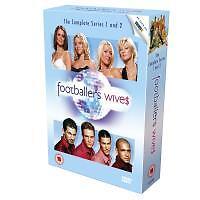 Footballers Wives   Series 1 2   Complete DVD 2005 5030305210182