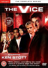 The Vice - The Complete Series (DVD, 2006, 10-Disc Set)