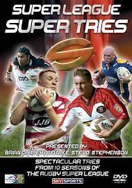 Super League - Super Tries (DVD) New & Sealed