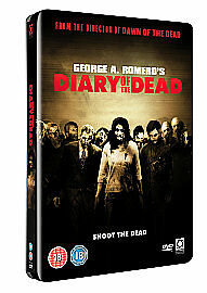 Diary Of The Dead DVD 2008 2Disc Set - <span itemprop=availableAtOrFrom>Nottingham, United Kingdom</span> - Diary Of The Dead DVD 2008 2Disc Set - Nottingham, United Kingdom