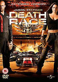 Death Race DVD 2009 - Birmingham, United Kingdom - Death Race DVD 2009 - Birmingham, United Kingdom