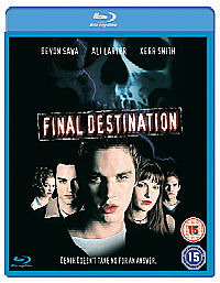 Final Destination 1 Bluray Excellent DVD - Rossendale, United Kingdom - Final Destination 1 Bluray Excellent DVD - Rossendale, United Kingdom