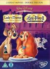 Lady And The Tramp / Lady And The Tramp II: Scamp's Adventure (DVD, 2006, 2-Disc Set)