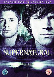 Supernatural  Series 2 Vol1 DVD 2007 - <span itemprop=availableAtOrFrom>newbridge, Caerphilly, United Kingdom</span> - Supernatural  Series 2 Vol1 DVD 2007 - newbridge, Caerphilly, United Kingdom