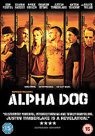 ALPHA DOG  DVD   USED - Ringstead Kettering, Northamptonshire, United Kingdom - ALPHA DOG  DVD   USED - Ringstead Kettering, Northamptonshire, United Kingdom