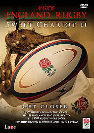 DVD-Sport-Inside-England-Rugby-Sweet-Chariot-2-DVD-2007