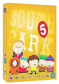 South-Park-Series-5-DVD-2007-3-Disc-Set-Box-Set
