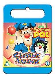 Postman Pat: Clowns Around [DVD], Very Good DVD, ,