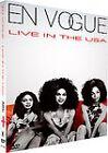 En Vogue - Live In The USA (DVD, 2008, 3-Disc Set)