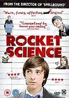 Rocket Science (DVD, 2008)