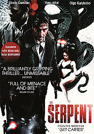 THE SERPENT DVD YAN ATTAL Olga Kurylenko UK ORIGINAL NEW SEALED FAST FREE UK P&P