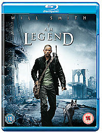 I Am Legend Bluray 2008 - <span itemprop=availableAtOrFrom>York, North Yorkshire, United Kingdom</span> - I Am Legend Bluray 2008 - York, North Yorkshire, United Kingdom