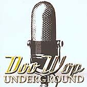 Doo Wop Underground - Compiled by Mark Lamarr | 2 CD | NEW