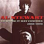 Al Stewart - To Whom It May Concern (1966-1970) (2xCD) . FREE UK P+P ...........