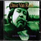 Dave Van Ronk - Live at Sir George Williams University (Live Recording, 1998)