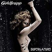 CD ALBUM - Goldfrapp - Supernature