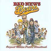 BAD NEWS BEARS *NEW* ORIGINAL CD ALBUM SOUNDTRACK NUGENT CLAPTON ALICE COOPER