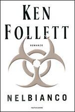 Letteratura e narrativa gialla e thriller bianco prima edizione