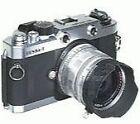 Voigtlander Film Photography Equipment