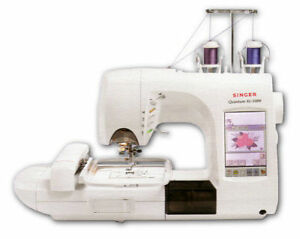 SINGER-XL-5000-XL5000-FS-Sewing-Embroidery-Machine
