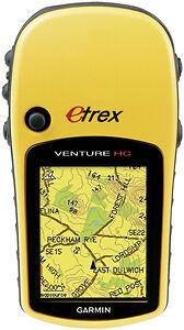 Garmin eTrex Venture HC Handheld