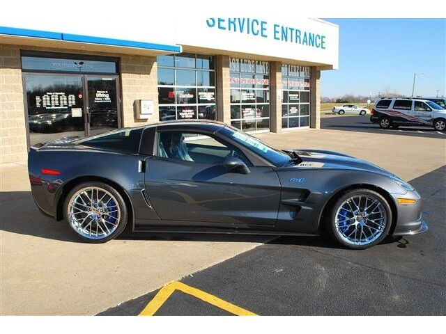 Image 6 of MSRP $124050 ZR1 w/3ZR…