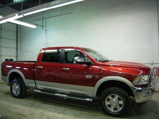 Laramie Diesel 6.7L 350 horsepower 4 Doors Chrome grill