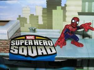 New-Loose-SPIDER-MAN-Marvel-Super-Hero-Squad-SHS