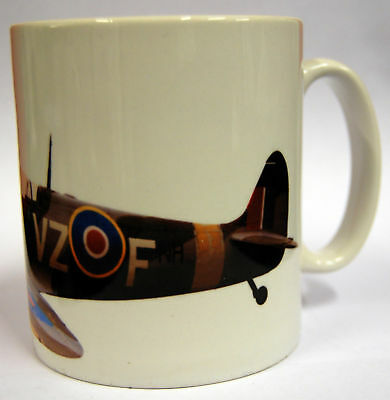 Spitfire-NEW-Mug-Plane-Gift-WW2-RAF-Fighter