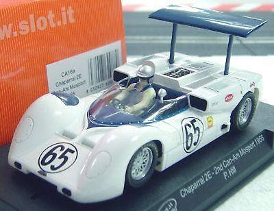 Slot It Sica16a Chaparral 2e Can-am Phil Hill Mossport 1/32 Slot Car