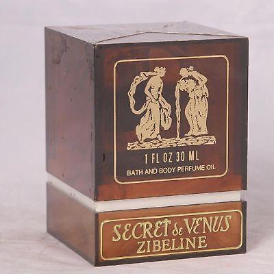 Weil Zibeline Secret De Venus 1 Oz Bath And Body Perfume Oil