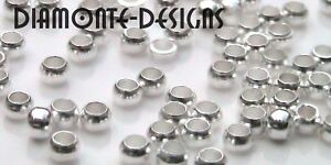 500-x-1-5mm-Silver-Plated-Round-Crimp-Beads-A171