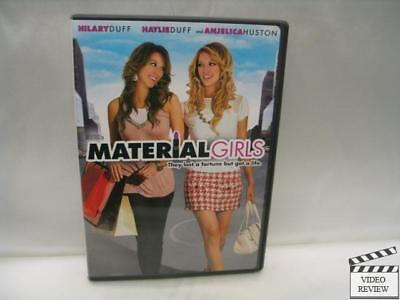 Material Girls   Dvd   Fs Ws   Hilary Duff  Haylie Duff
