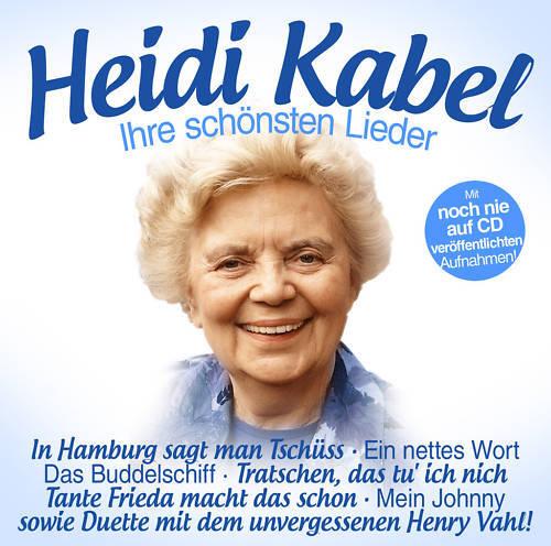 CD Heidi Kabel Ihre schönsten Lieder