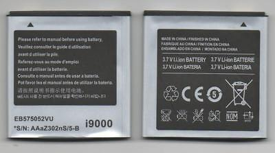 Lot 10 Battery For Samsung I9000 Galaxy S I897 Sgh I927 C...