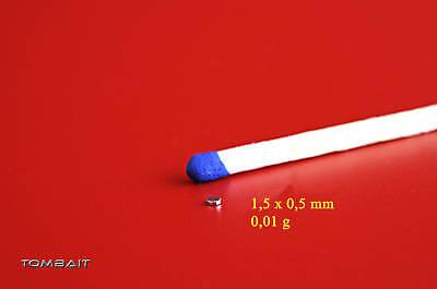 10 x Neodym Mini Magnet 1,5x0,5mm sehr kleine starke Super Magnete Büro Pinnwand