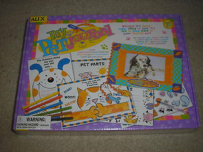 Brand New Sealed Alex My Pet Journal Stickers +++++
