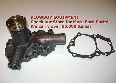 Sba145017300 Water Pump For Ford Compact Tractor 1120 1210 1215 1220 1310