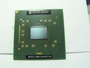 AMD Mobile Athlon 64 3400+ 754 CPU heatsink spreader AMN3400BKX5BU