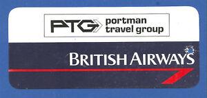 British Airways Group Travel 80