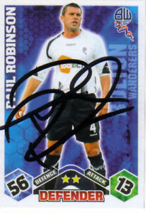 PAUL-ROBINSON-SIGNED-BOLTON-09-10-MATCH-ATTAX-CARD-G