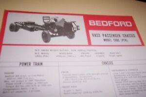BEDFORD-1976-VAS3-PFK-Truck-Spec-Sheet-GM-NZ