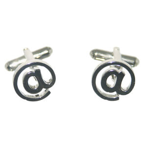 @ Sign Computer User or Geek Cufflinks