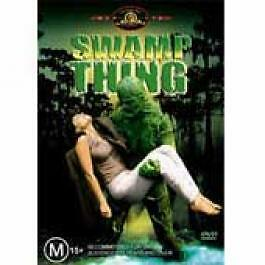 Swamp Thing  DVD New & Sealed Wes Craven