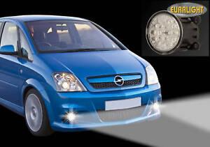 LED Tagfahrlicht Opel Meriva A OPC 06 bis 09 Tagesfahrlicht Tagfahrleuchte Licht