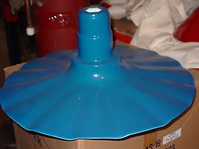 Rlm Industrial Lighting Fixture 20 Blue Radial Wave